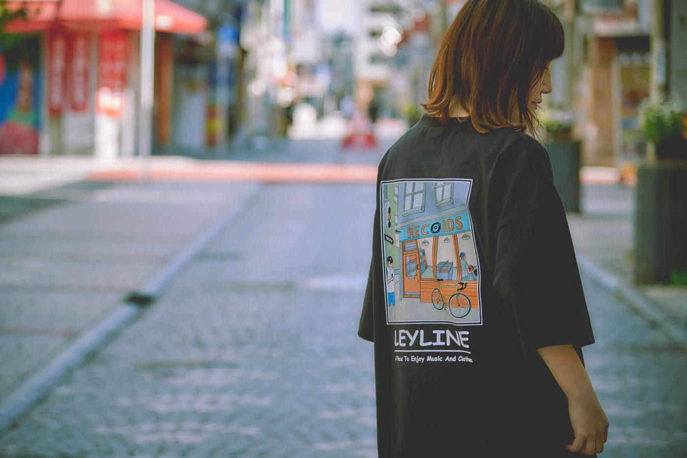 ユニセックスで使えるストリートファッション